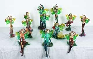 Fairy, Sprie, & Pixie Figurine Wholesale Lo 12 Pcs. |
