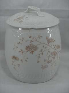 Antique LS & S Carlsbad Austria Bone China Cherry Blossom Cracker