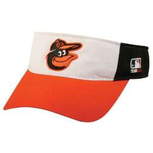 Baseball Licensed Adjustable Velcro Visor Cap/Hat