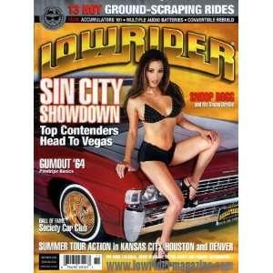 LOWRIDER MAGAZINE    NOVEMBER 2002 ISSUE: LOWRIDER: Books