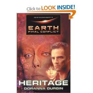 Final Conflict  Heritage (Earth Final Conflict) Doranna Durgin
