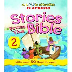 Stories from the Bible (Look Inside Flapbook) (Bk. 2