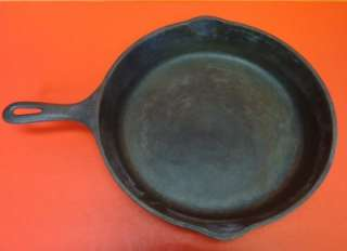 Ware # 10 11 3/4 Cast Iron Skillet Made in USA Very Clean Pan