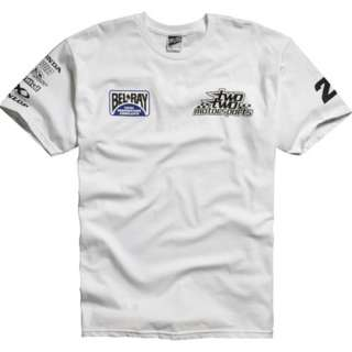 Shift Chad Reed Team Two Two Motorsports T Shirt twotwo