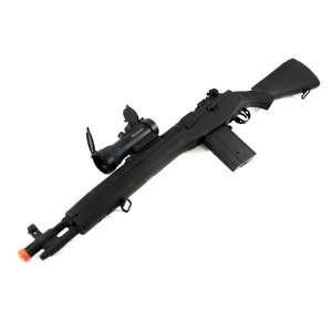 SOCOM X Diamond Tactical 2x42 Red Dot AEG Rifle PKG   Black Sports