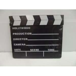 Hollywood Small Clapboard