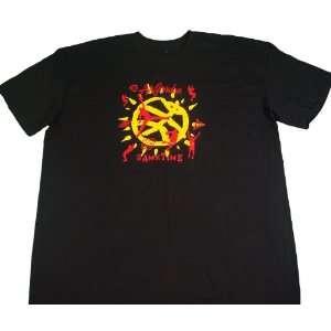 NIke Air Jordan Mens T Shirt Game Time Black XXXL