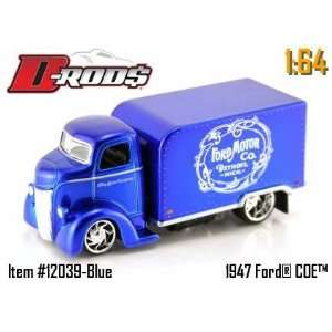 1947 Ford Coe Ford Motor Co. 164 Scale Die Cast Truck Toys & Games
