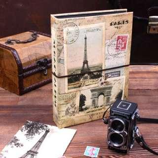 Paris 7321 Design photo France French paper memories book kit