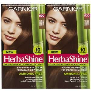 Nutrisse Herba Shine Hair Color Creme with Bamboo Extract: Beauty
