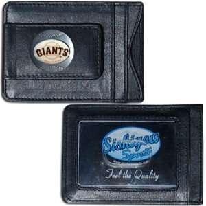 San Francisco Giants Money Clip/Credit Card Holder