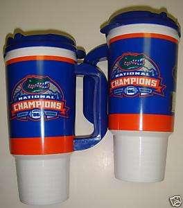 Florida Gators Football Bowl Championship Mug Cup NEW