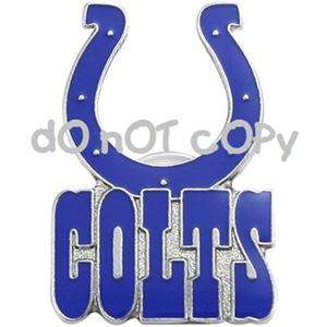 Nail Decals *Set of 20* INDIANAPOLIS COLTS 2