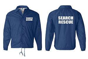 SEARCH RESCUE JACKET / SAR / NEW ITEM / K9 POLICE