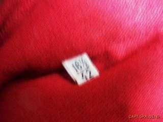 Gucci. Red Wool Pattern Flannel Vtg Designer.Shirt.Mens 16 1/2 42