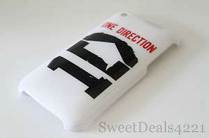 1D Apple iPhone 3G 3GS Case Cover Protector Harry Styles Zayn