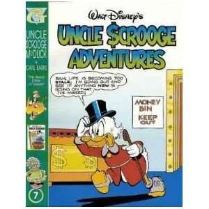 in Color (Uncle Scrooge McDuck) (Number 7): Carl Barks: Books