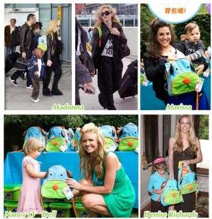 New Baby Shoulders Backpacks,Childrens schoolbag,Kids Boys Girls Cute