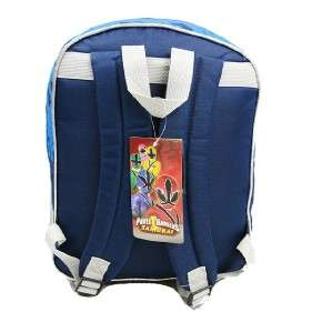 on this 100% AUTHENTIC POWER RANGER SAMURAI MEDIUM SIZE 14 BACKPACK
