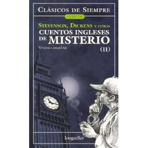 ) Charles Dickens, Robert Louis Stevenson, Joseph Conrad Books