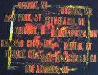 CYPRESS HILL Vintage Concert SHIRT 90s TOUR T RARE ORIGINAL Rap HIP