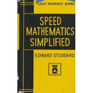 Speed Mathematics Simplified (Teach Yourself Books