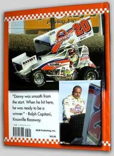 DANNY LKI Driving A Dream   c. 2001 Book OOP NOS |