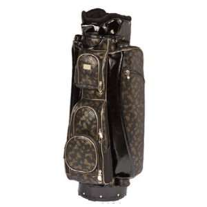 Sports Ladies Cart Golf Bags   Davina Black Caviar