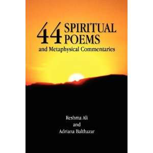 Commentaries (9781456818685): Reshma Ali and Adriana Balthazar: Books