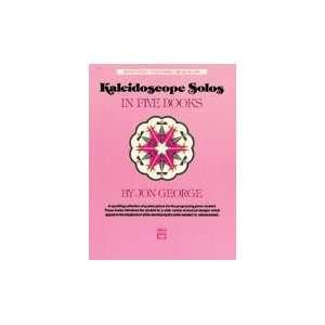 Alfred Publishing 00 689 Kaleidoscope Solos, Book 4