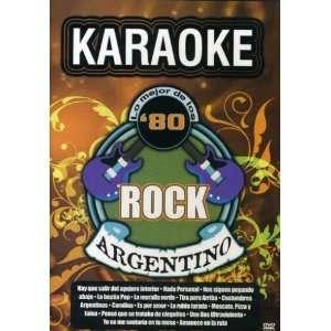 Rock Argentino Lo Mejor Del 80 Karaoke Movies & TV