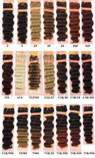 100% Human Hair Outre Loose Deep Wave Weaving (14/16)
