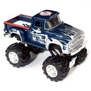New York Yankees MLB 1956 Ford Monster Truck Sports & Outdoors