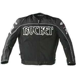 JOE ROCKET BIG BANG TEXTILE JACKET BLACK/BLACK 2XL