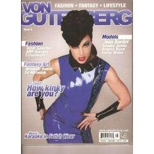 Von Gutenberg (Issue 5, Jean Bardot, Fantasy Ar : Armando