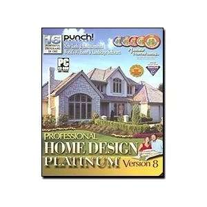 Punch professional home design suite 8 platinum manual pc cd build - Punch professional home design platinum version ...