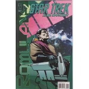 Trek   Alien Spotlight Romulans #1 (IDW Publishing) John Byrne Books
