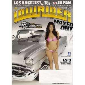 (February 2012) 1957 Chevy Convertible: Lowrider:  Books