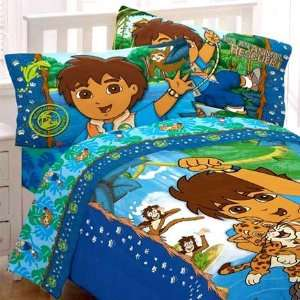 Diego Full Comforter Set   Animal Rescue Bedding Full Size