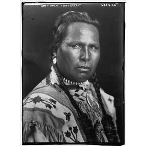 Chief Owen Heavy Breast (American Indian) Home & Kitchen