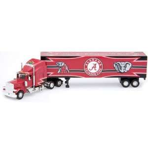 Alabama Crimson Tide Die Cast Collectible Tractor Trailer