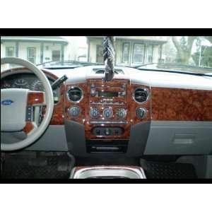 Dodge Ram 2002   2005 Interior Wood Dash Trim Kit