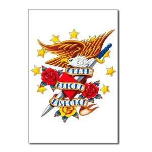 Postcards (8 Pack) Bald Eagle Death Before Dishonor: Everything Else
