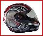 Bell Zephyr Full Face Helmet With Shield Never Worn S