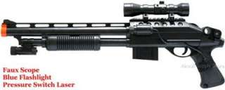 PC NEW TACTICAL AIRSOFT SPRING ASSAULT RIFLE GUN PISTOL SHOTGUN