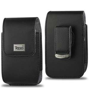BLK V LEATHER HOLSTER POUCH CASE for iPHONE 3G/4/Ss MOPHIE JUICE PACK