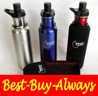 Stainless Steel Insulated Water Bottle 27 oz BPA Free 845174001923