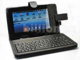 APad ePad Executive Leather Case Sleeve USB Keyboard