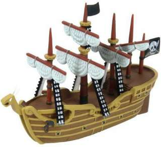ONE PIECE Super Ship Collection Red Force Red Haired
