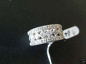 DORIS PANOS 18K GOLD & DIAMOND  PRINCESS DREAM  BAND